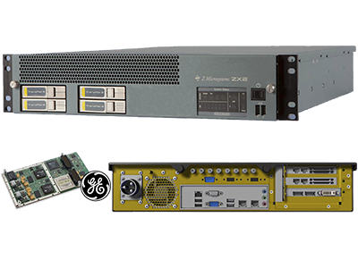Rugged 2U Server With Video Capture, Encoding, Compression, Streaming and Archiving