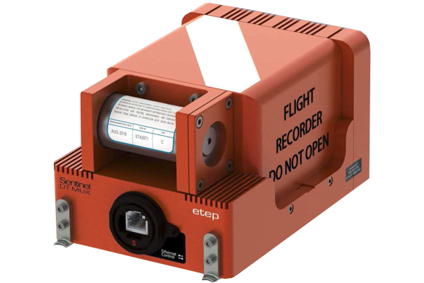 Sentinel Crash Protected Recorders